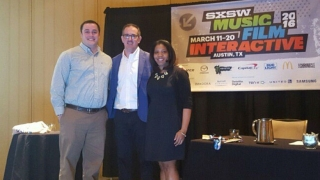 CHOP OEI Judges Pediatric Health Competition at SXSW