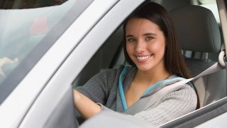 Teen Driver Image