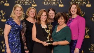 Twice Born wins and Emmy