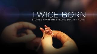 title screen from Twice Born