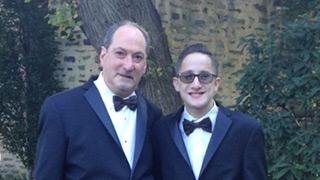 Noah and his dad