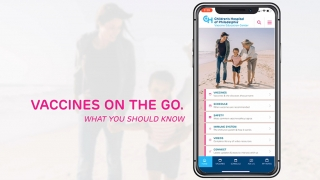 Vaccines on the Go Mobile App