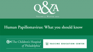 Questions and Answers about HPV and the Vaccine | Children's