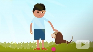 How Immunotherapy Works cartoon screenshot