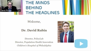 The Minds Behind the Headlines presentation screenshot