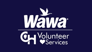 Wawa volunteer services logo
