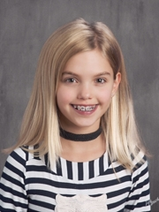 Lily school picture