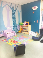 Therapy play area