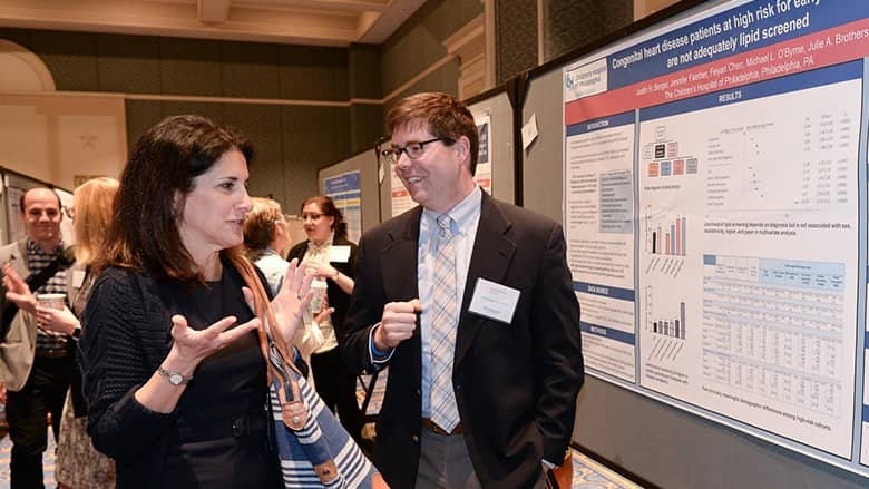 Cardiology 2020 event poster discussion