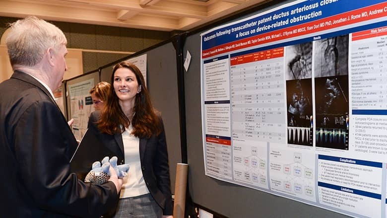 Cardiology 2020 research poster discussion
