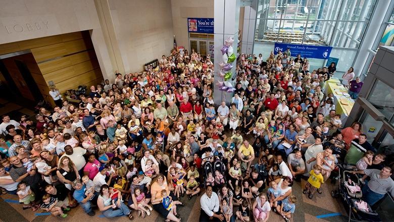 Fetal Family Reunion   Children's Hospital of Philadelphia