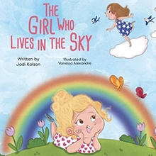 The Girl Who Lives in the Sky book cover