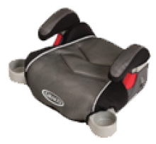 graco backless carseat