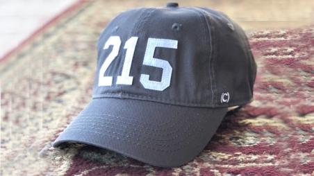 215 Baseball Cap