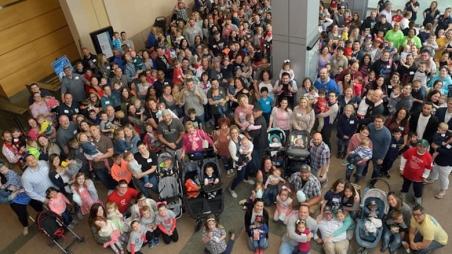 Cardiac Center Annual Family Fun Day 2018