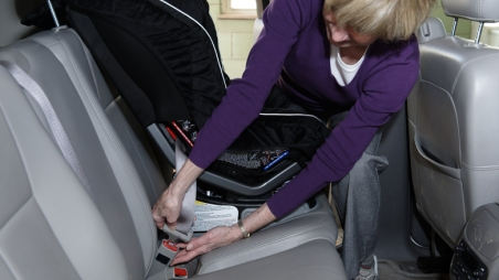 Car Seat Installation Check