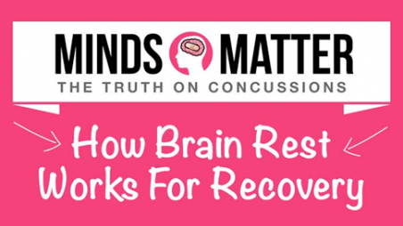 Minds Matter: The Truth on Concussion — How Brain Rest Works for Recovery