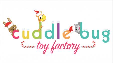Cuddle Bug Toy Factory Logo