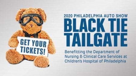 Black Tie Tailgate 2020 logo