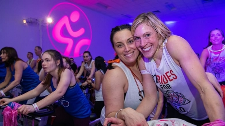 Smiling Spin-in participants