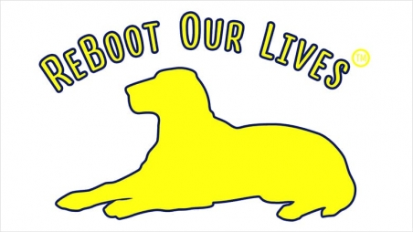 Reboot Our Lives logo