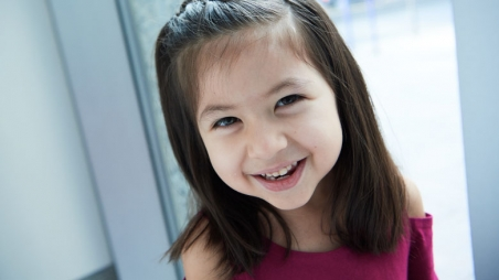 young girl hospital patient kawasaki disease medulloblastoma