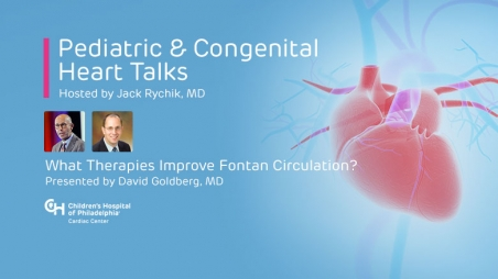 What Therapies Improve Fontan Circulation?