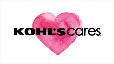 Kohl's Cares logo