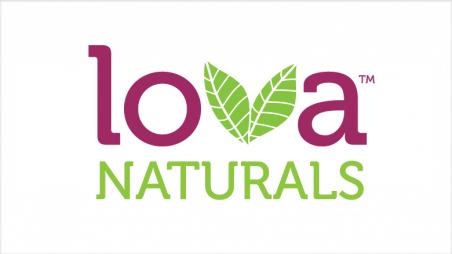 Lova Naturals Logo