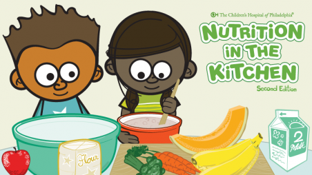 Nutrition in the Kitchen Image