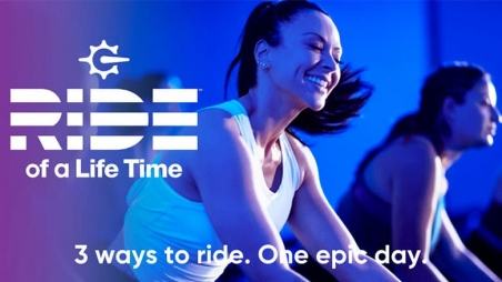 Life Time – Ride of a Life Time