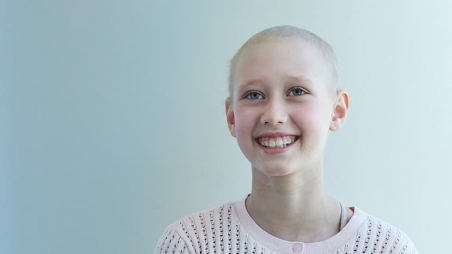 Lizzy, Oncology patient