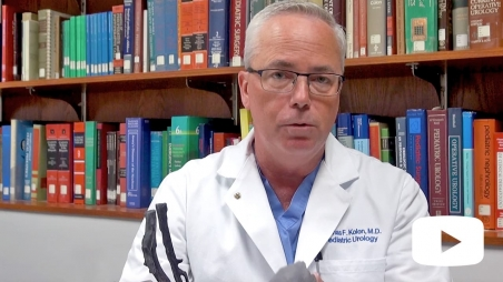 Screenshot of Thomas Kolon, MD