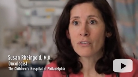 Experimental Therapy for Pediatric Cancer at The Children's Hospital of Philadelphia