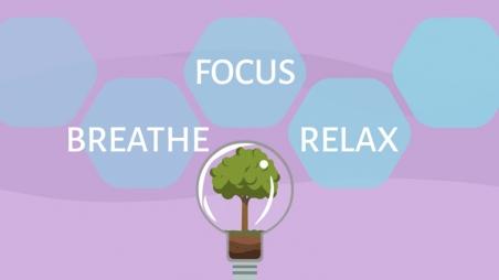 Focused Breathing Music