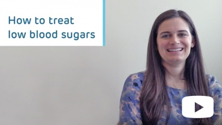 How to Treat Low Blood Sugars