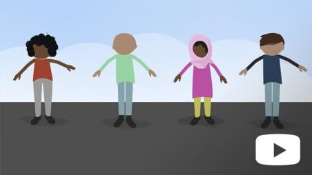 Social Distancing video screenshot