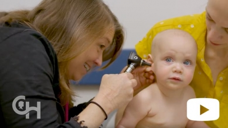Screenshot from ER or Urgent Care video