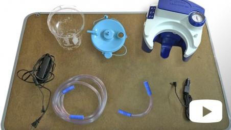 Tracheostomy Suctioning Module