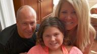 tori and her parents