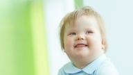Aidan smiling