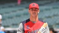 Nolan in his baseball uniform