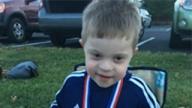 Evan at Soccer Game