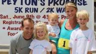 peyton and family