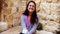 Jessica CF patient in Israel