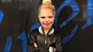 Kaylee in dance costume