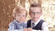 Tyler and Jaxon
