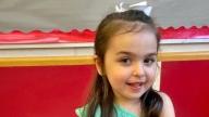 Clare smiling