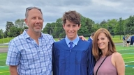 Sam and his parents