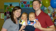 bridget and family